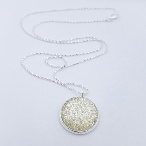 Shimmer Champagne Necklace