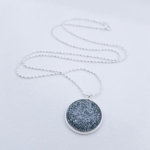 Shimmer Midnight Necklace