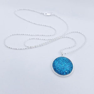 Shimmer Ocean Necklace
