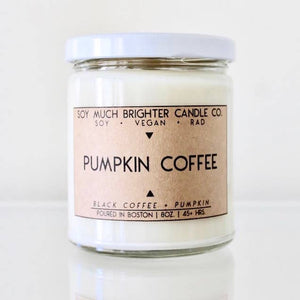 Pumpkin Coffee Candle