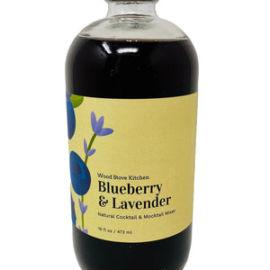 Blueberry & Lavender Cocktail Mix