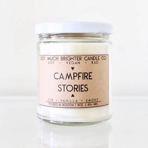 Campfire Stories Candle