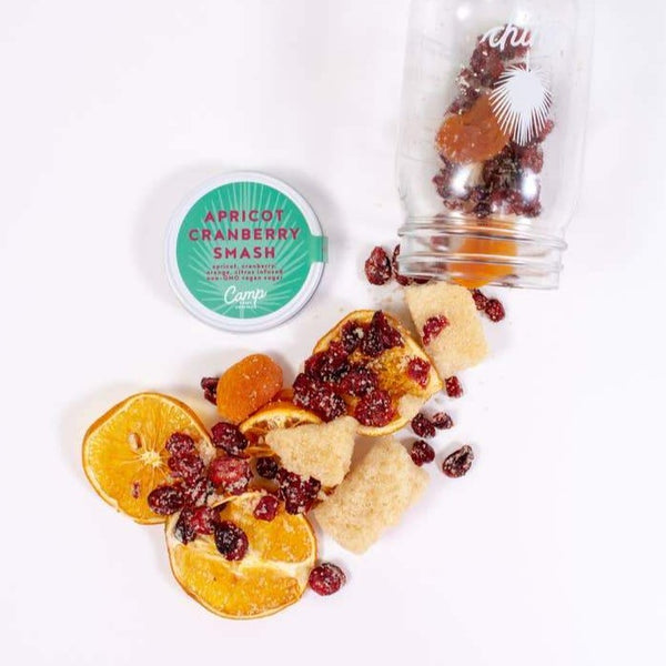 Apricot Cranberry Smash Infusion