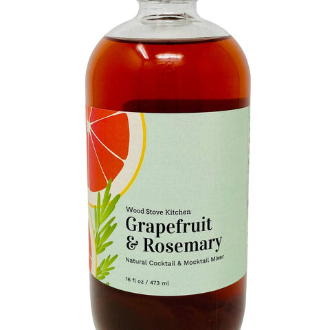 Grapefruit & Rosemary Cocktail Mix