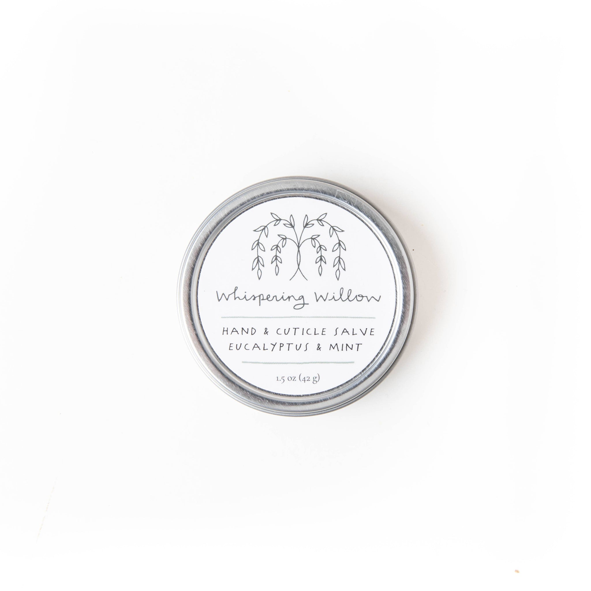 Eucalyptus & Mint Hand & Cuticle Salve