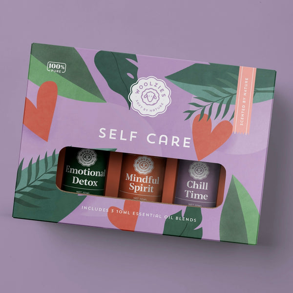 Self Care Essential Oil Collection