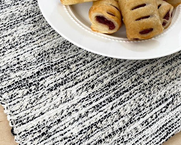 Black & White Placemats