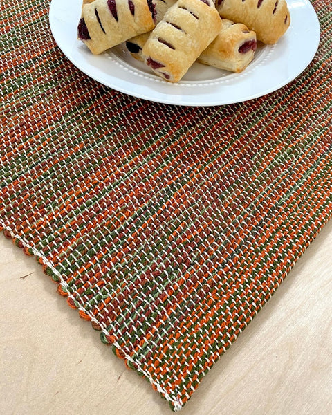 Green & Brown Placemats