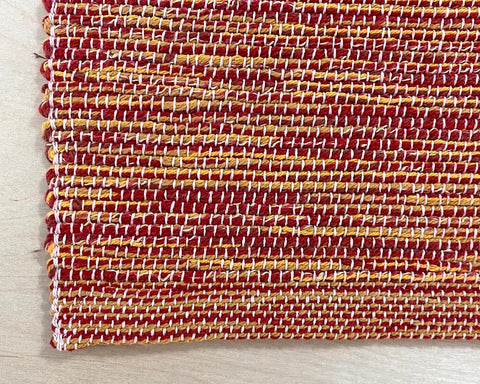 Red & Gold Placemats