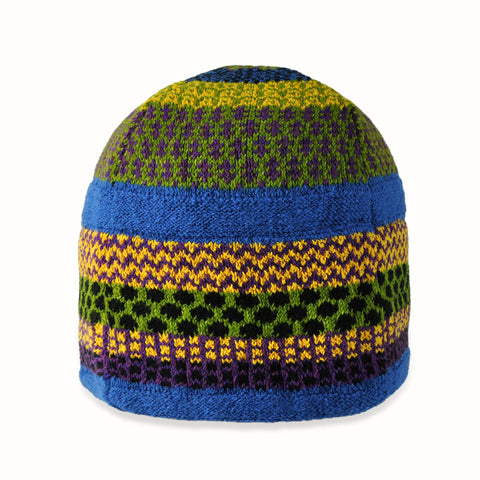 Knit Hat - October