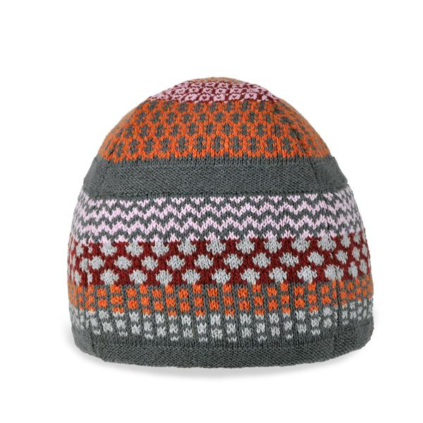 Knit Hat - Persimmon