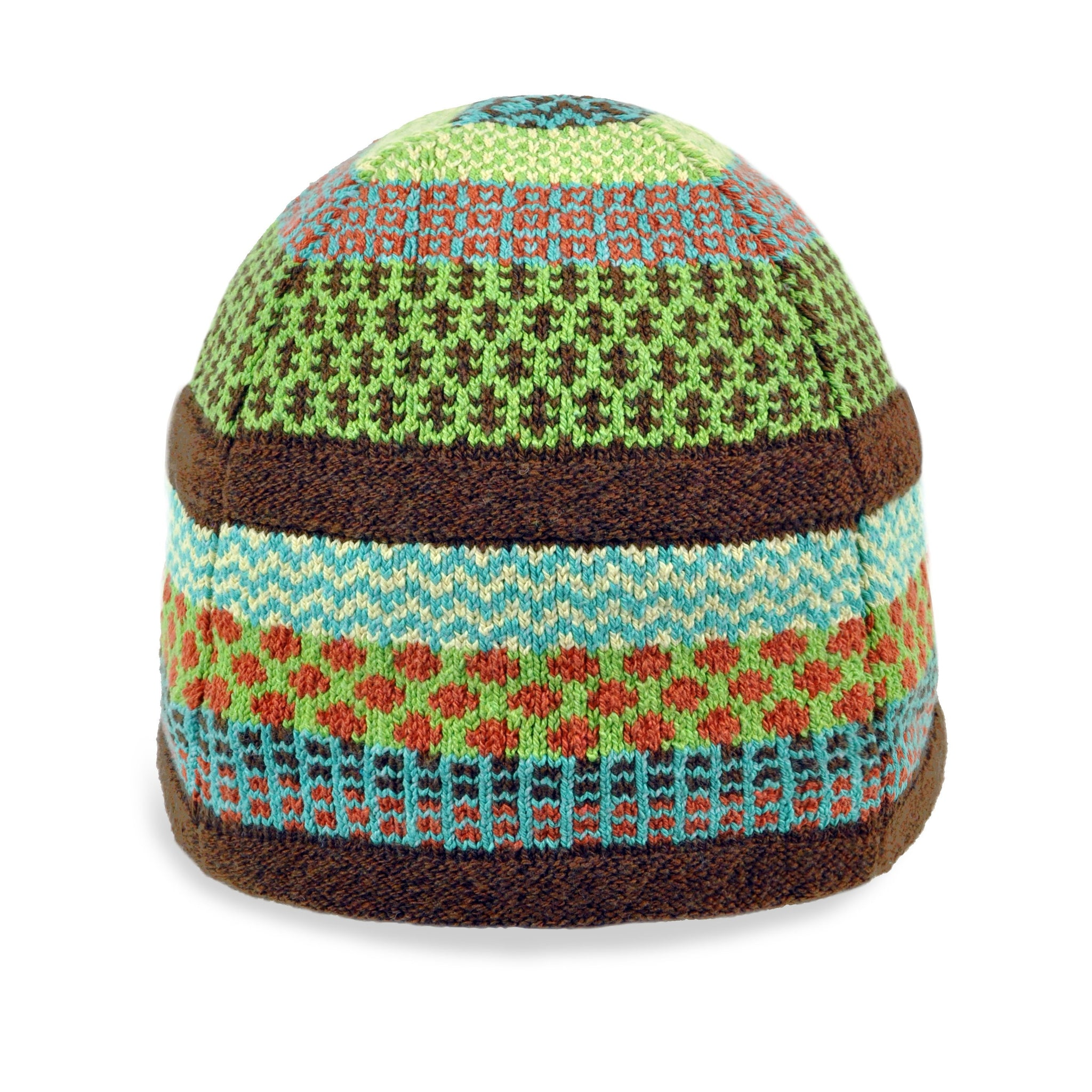 Knit Hat - Saffron
