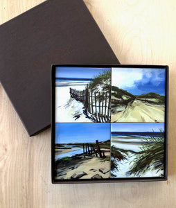 Beach Coaster Set