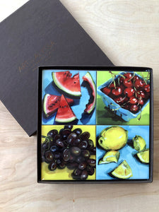 Fruit Coaster Set