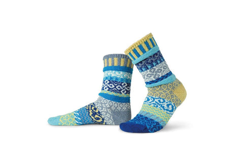 Crew Socks - Air Blue