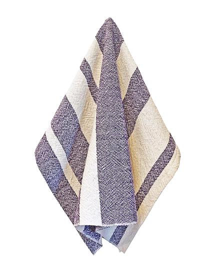 Everyday Tea Towel - Eggplant