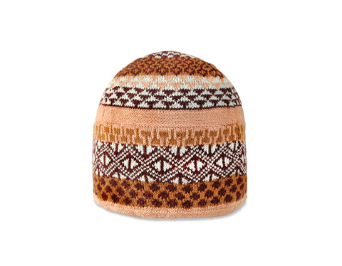 Knit Hat - Amaranth