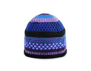 Knit Hat - Raspberry