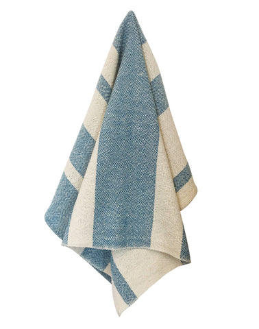 Everyday Tea Towel - Cerulean