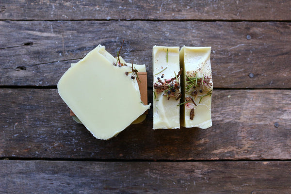 Cypress & Cedar Bar Soap