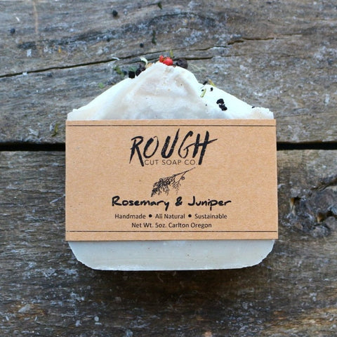 Rosemary Juniper Bar Soap