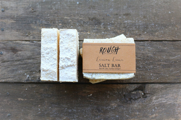 Lemon Lime Salt Bar
