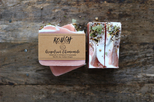 Grapefruit Chamomile Bar Soap