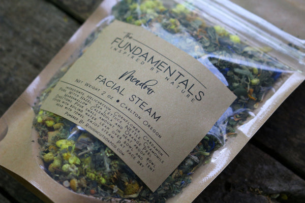Meadow Herbal Facial Steam