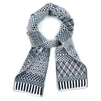 Knit Scarf - Midnight
