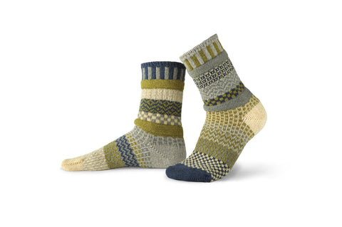 Crew Socks - Sagebrush
