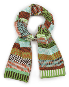 Knit Scarf - September