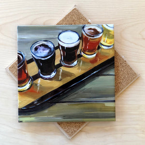 Beer Flight Trivet