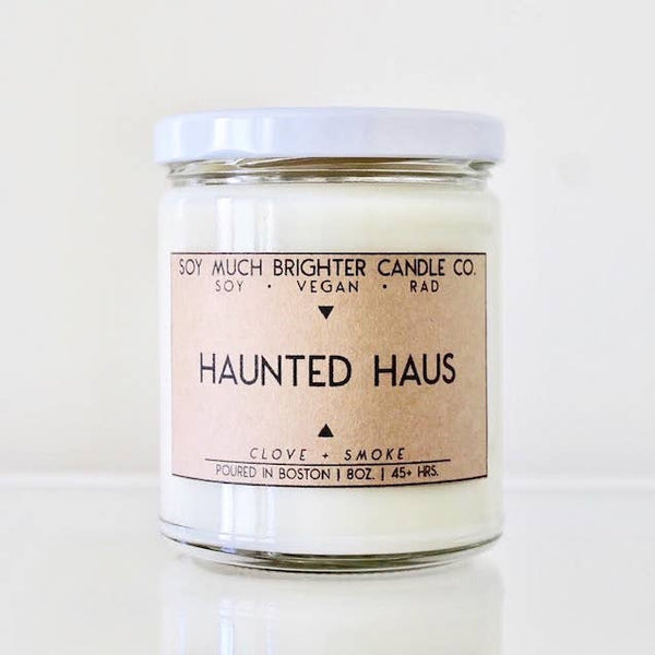 Haunted Haus Candle