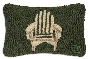 Adirondack Chair Pillow 8 x 12""