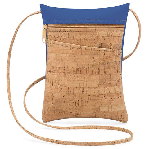 Royal Blue Mini Cross Body Bag