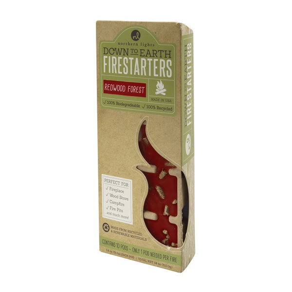 Redwood Forest Fire Starters