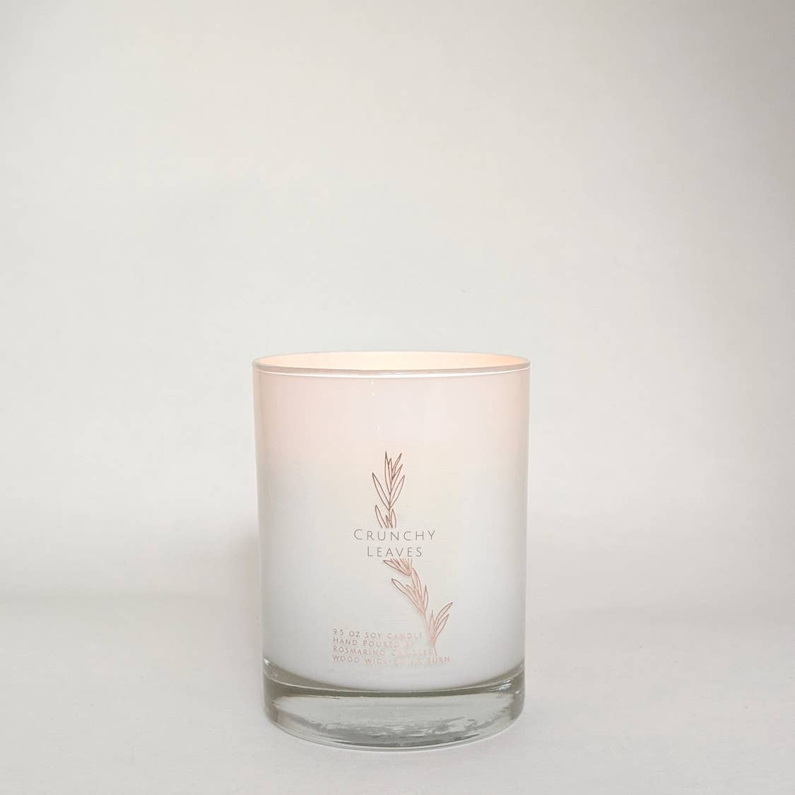 Crunchy Leaves Candle 9.5oz