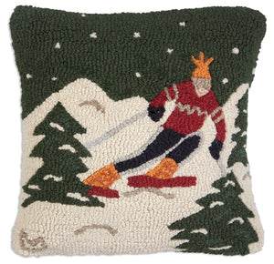 Gordon's Run Pillow 18 x 18""