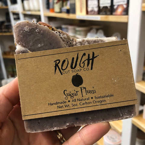 Sugar Plum Bar Soap