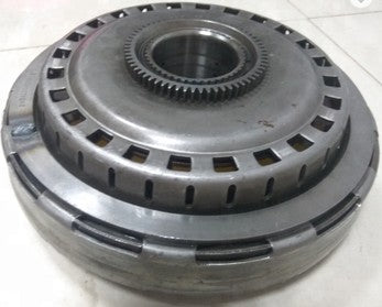 MPS6 6dct450 input Clutch assembly drum