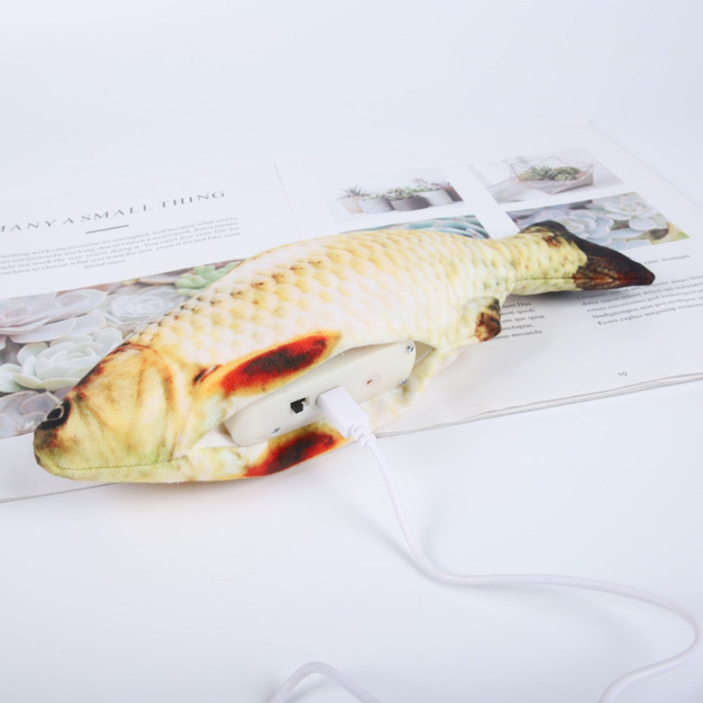 PetsLover™ Interactive Toy Fish
