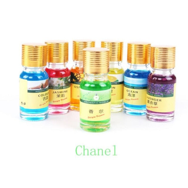 10ml Natural Plant Essential Oil Car Perfume