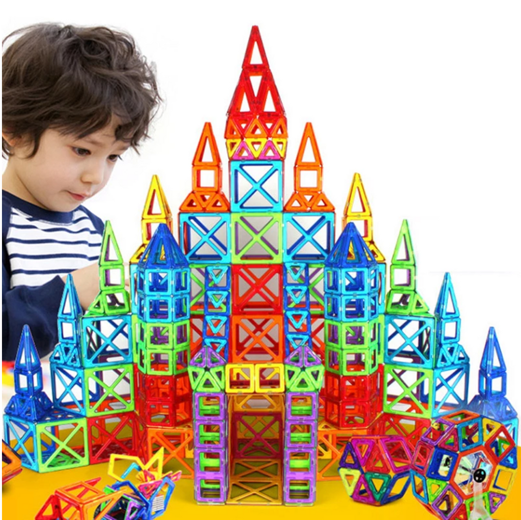 STEM Magnetic Building Blocks - Black Muze
