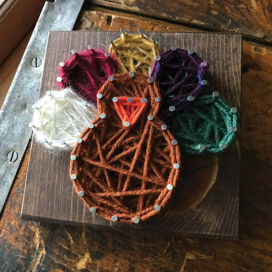 Turkey - DIY String Art Kit