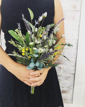 Load image into Gallery viewer, Nevada Wildflower Bridesmaids Bouquet