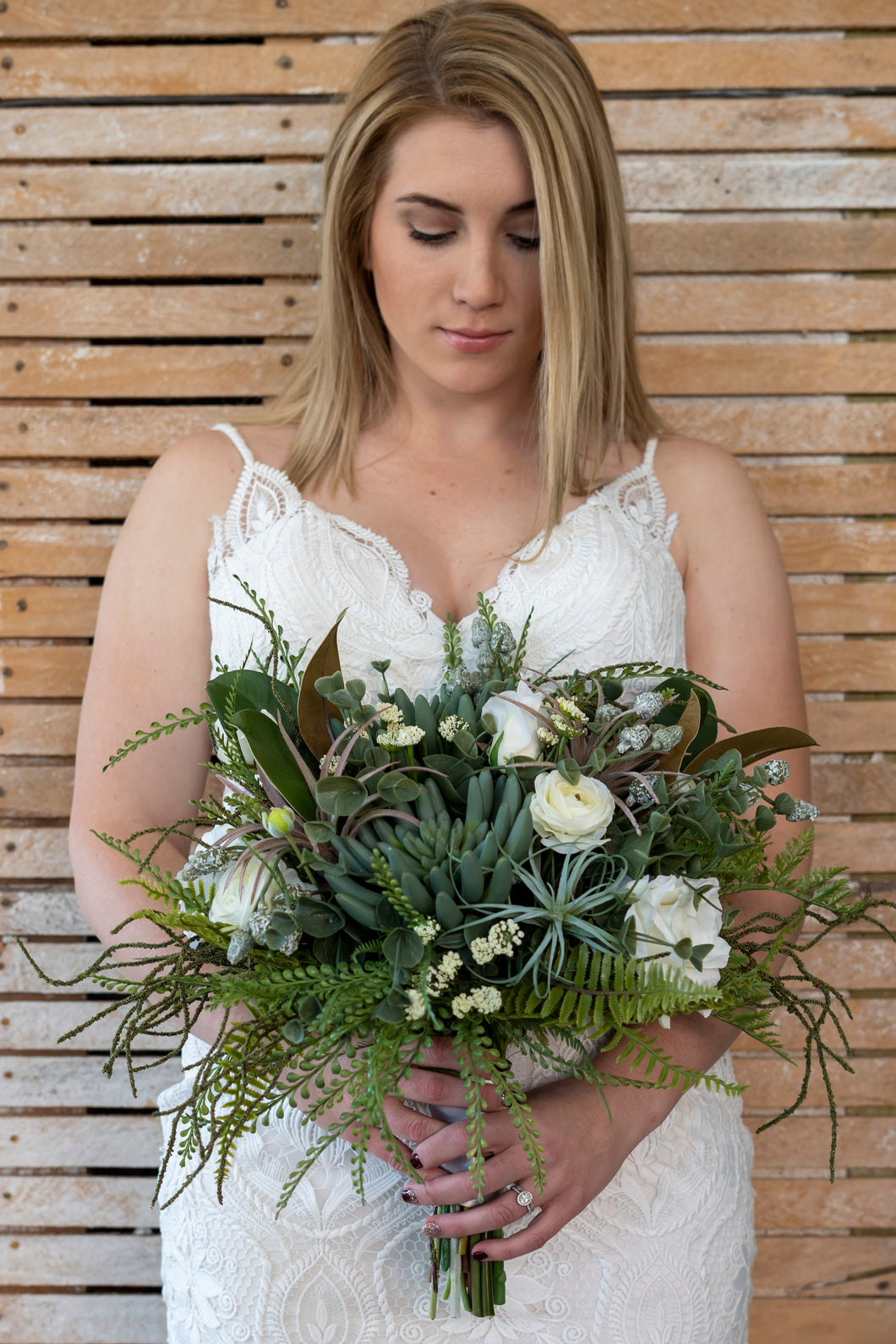 Santa Fe Bridal Bouquet