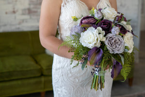Seattle Moods Bridal Bouquet
