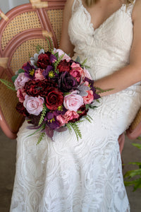 California Wine Country Bridal Bouquet