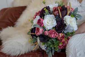 Idaho Bride Bridal Bouquet