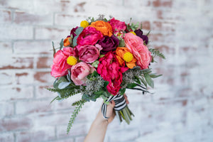 Miami Fun Bridal Bouquet